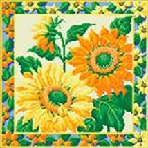 - 300-ST-S Солнечные цветы обложка книги