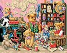 - 302-ST-S Плюшевая коллекция обложка книги