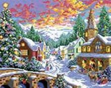 303-ST-S Рождественская ночь