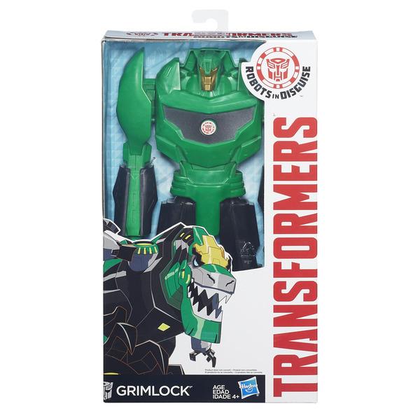 Transformers Роботы Под Прикрытием: Титаны 30 см (B0760)
