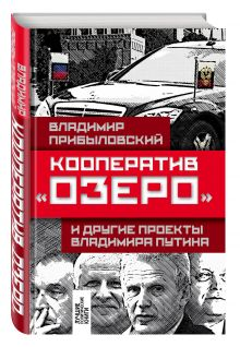 Кооператив «Озеро» и другие проекты Владимира Путина обложка книги