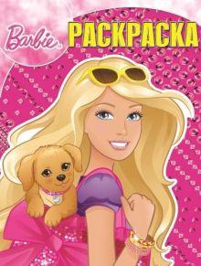 - Волшебная раскраска N РК 15097 Барби обложка книги