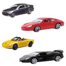 MOTORMAX - Металлическая машинка 1:64 (в асс-те) (BMW, Porsche и другие) обложка книги