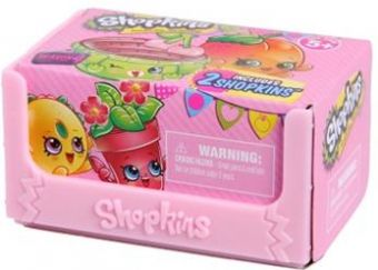 Shopkins 2шт. в ящике Moose (Shopkins)