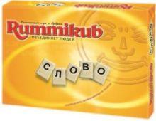 Rummikub с буквами (настольная игра)