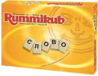 Rummikub с буквами (настольная игра) KODKOD