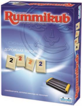 Rummikub дорожная версия (настольная игра) KODKOD