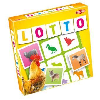 "Лото ""Домашние животные 2"" Tactic Games"