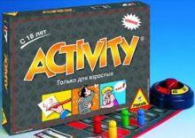 Piatnik - Activity для взрослых обложка книги