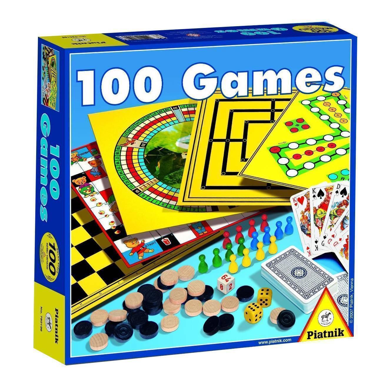 100 Игр