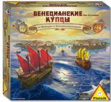 Piatnik - Венецианские купцы обложка книги