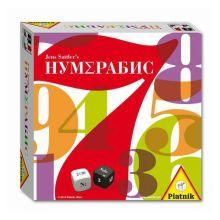 Piatnik - Нум∑рабис (настольная игра) обложка книги