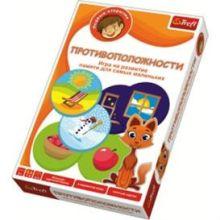 Trefl - Противоположности (настольная игра) обложка книги