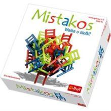 Trefl - Игра Mistakos обложка книги