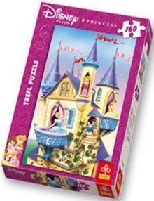 Trefl - Пазл 160 дет. - Принцессы обложка книги