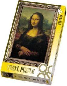 Trefl - Пазл 1000 дет. - Мона Лиза обложка книги