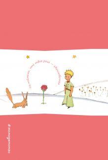Обложка Записная книжка с резинкой. Ты поймешь, что твоя роза - единственная