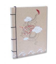 - Дракон в облаках обложка книги