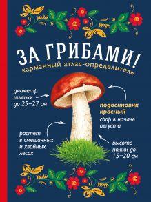Обложка За грибами. Карманный атлас-определитель Ильина Т.А.