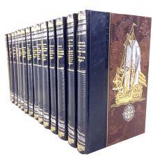 - Российские путешественники. Комплект из 14 книг обложка книги