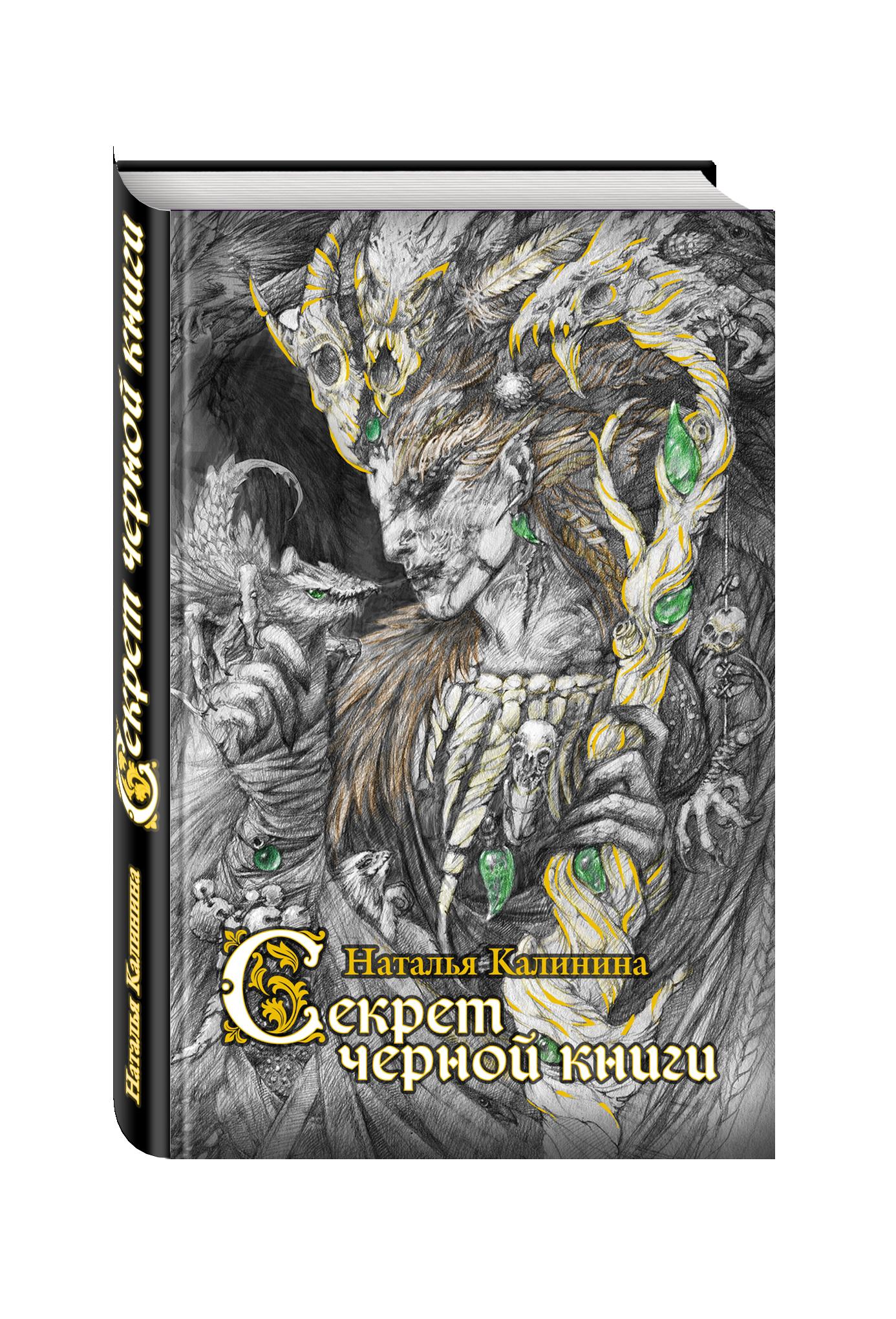 Секрет черной книги ( Калинина Н.Д.  )