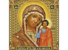 - Мозаика на подрамнике. Икона Божией матери Казанская (071-ST-S) обложка книги