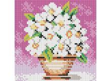 Мозаичные картины. Белоснежные цветы (042-ST-PS)
