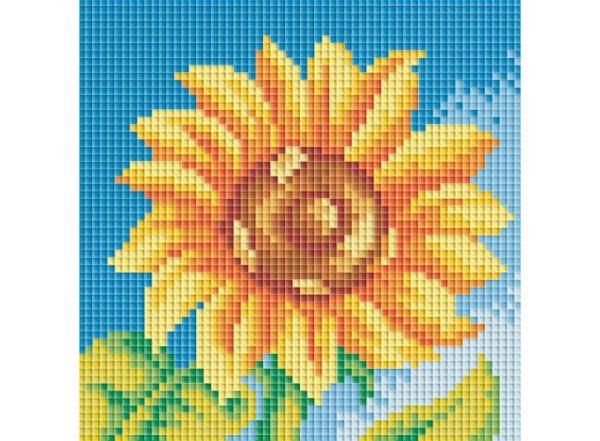Мозаичные картины. Маленький подсолнух (047-ST-PS)
