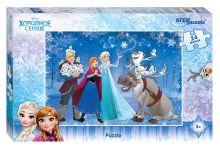 - Мозаика puzzle maxi 24 Холодное сердце (Disney) обложка книги