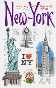 New York. The Art of traveler's Notes
