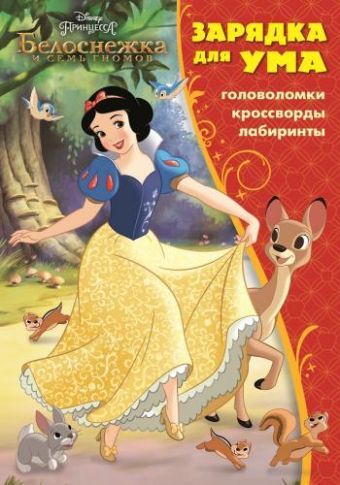 """Зарядка для ума N ЗУ 1604 """"Принцессы"""""""