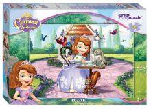 - Мозаика puzzle 260 Принцесса София (Disney) обложка книги
