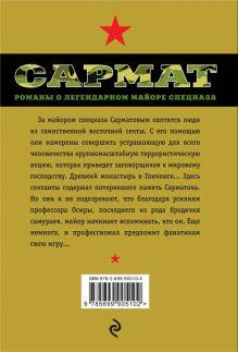 Обложка сзади Эффект бумеранга Александр Звягинцев