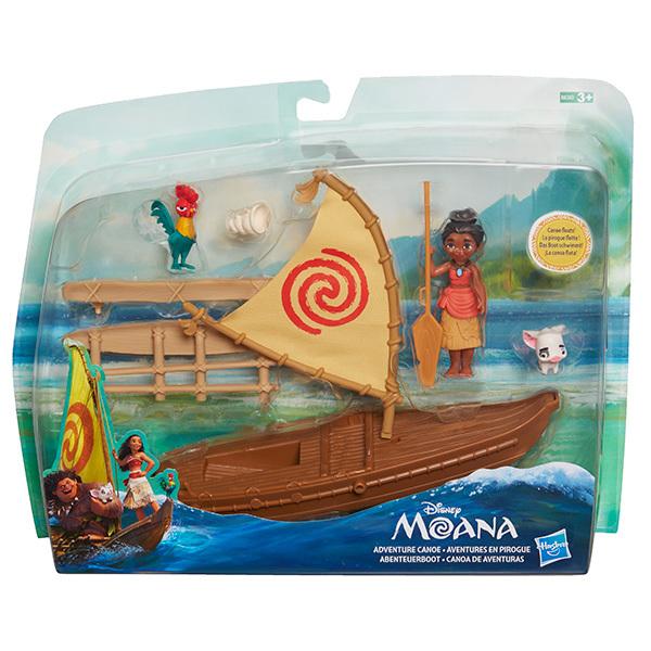 DISNEY MOANA Игровой набор Моана в ассортименте (B8302)