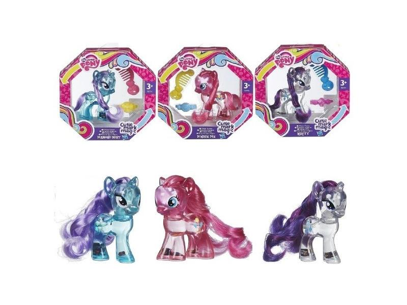 My Little Pony Пони с блестками (в ассорт.) (B0357)