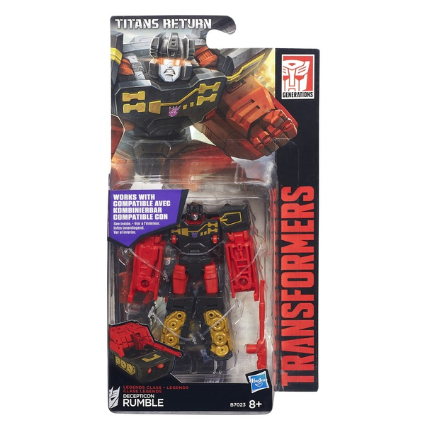 Transformers Дженерэйшнс: Войны Титанов Лэджендс (B7771)