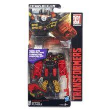 TRANSFORMERS - Transformers Дженерэйшнс: Войны Титанов Лэджендс (B7771) обложка книги