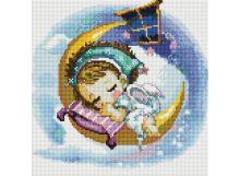 Мозаика на подрамнике Нежный сон (135-ST-S)