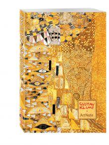 Густав Климт. ArtNote mini (желтый)
