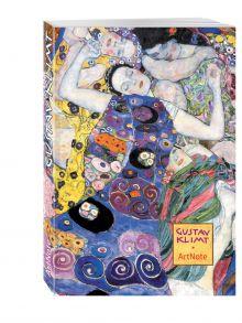 - Густав Климт. ArtNote mini (фиолетовый) обложка книги