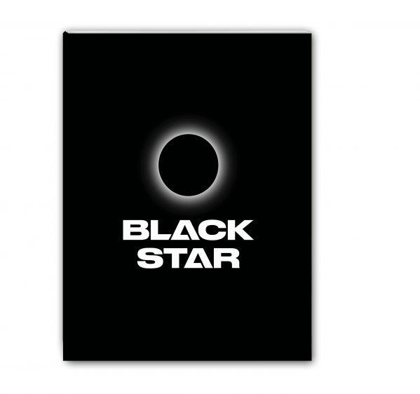 Тетрадь Black Star (48 л., клетка)
