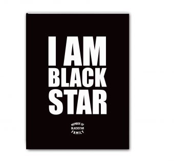 Тетрадь I am Black Star. Member of Black Star Family (48 л., клетка)