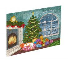Салль О.М. - В ожидании Нового года! Адвент-календарь. А3 обложка книги