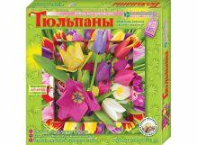 - Набор для изготовления картины Тюльпаны обложка книги