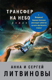 Обложка Трансфер на небо Анна и Сергей Литвиновы