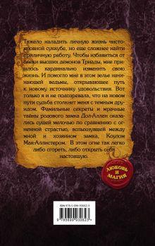 Обложка сзади Пастельная магия Лина Алфеева