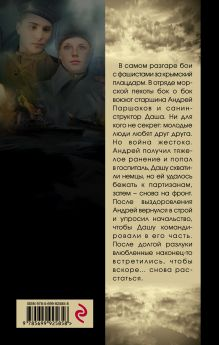 Обложка сзади Даша из морской пехоты Игорь Срибный