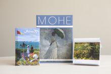 - Подарочный набор Клод Моне 2 обложка книги