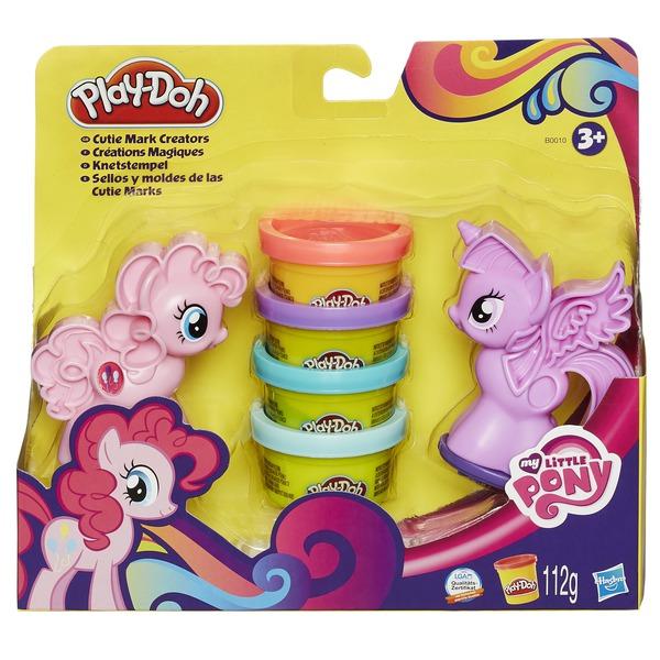 Play-Doh НАБОР ПОНИ-МАЛЫШКИ (B0010)