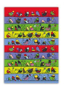- Сказкотерапия. Блокнот для записей Веселые птички обложка книги